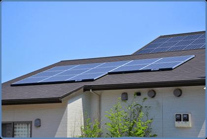 オール電化工事・太陽光発電